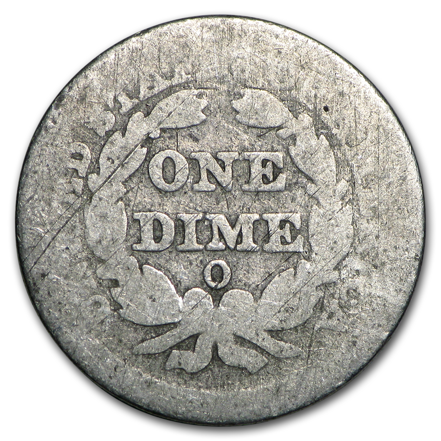 1837-1891 Liberty Seated Dimes Culls