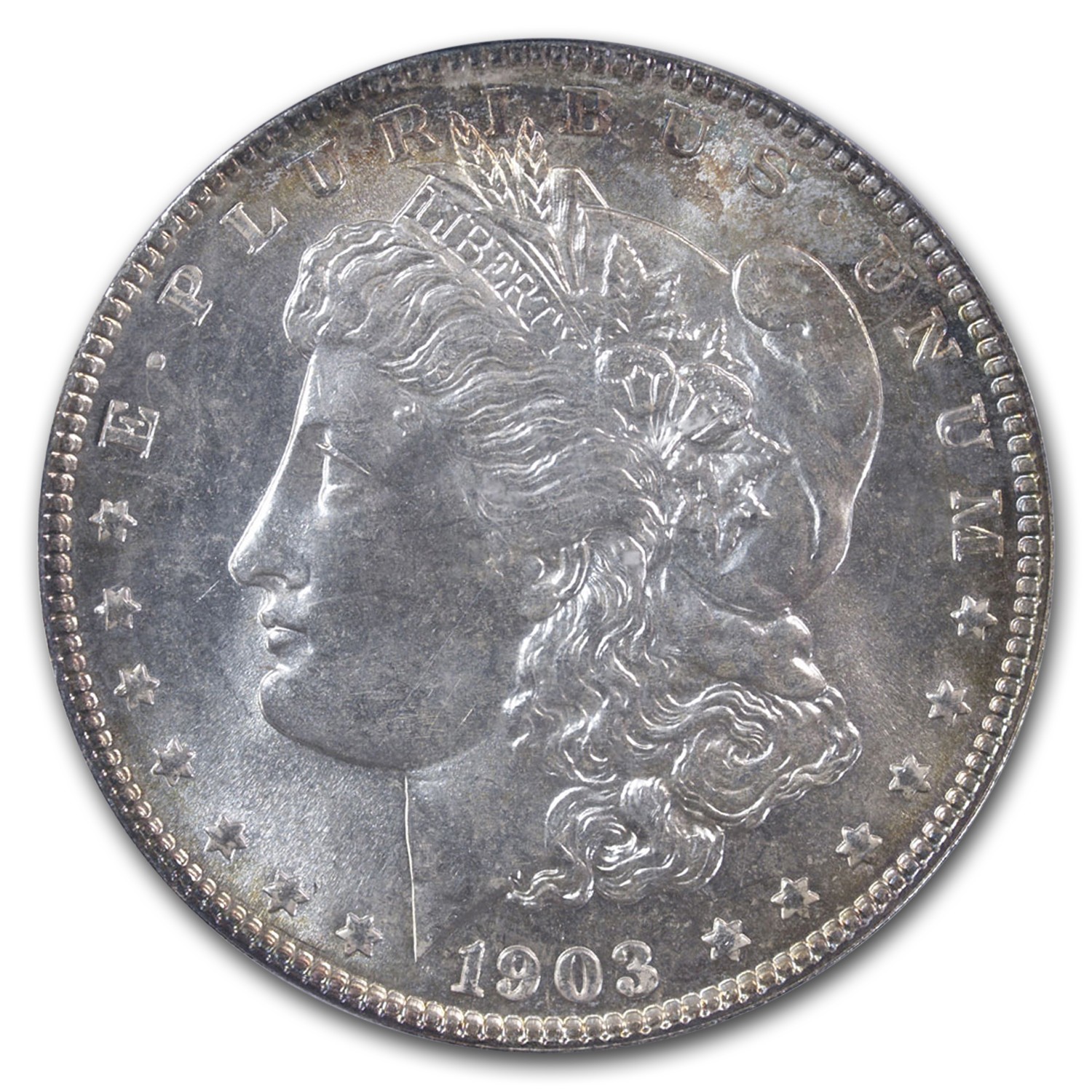 1903 Morgan Dollar MS-66 PCGS