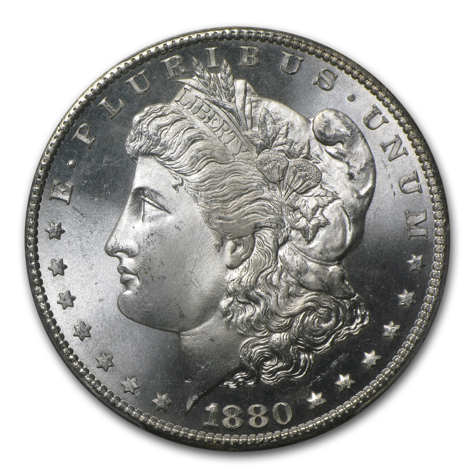 1880-S Morgan Dollar MS-66 PCGS