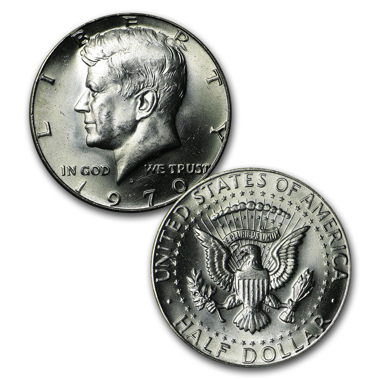 1964 2016 S Kennedy Half Dollar Set Complete In Dansco 178