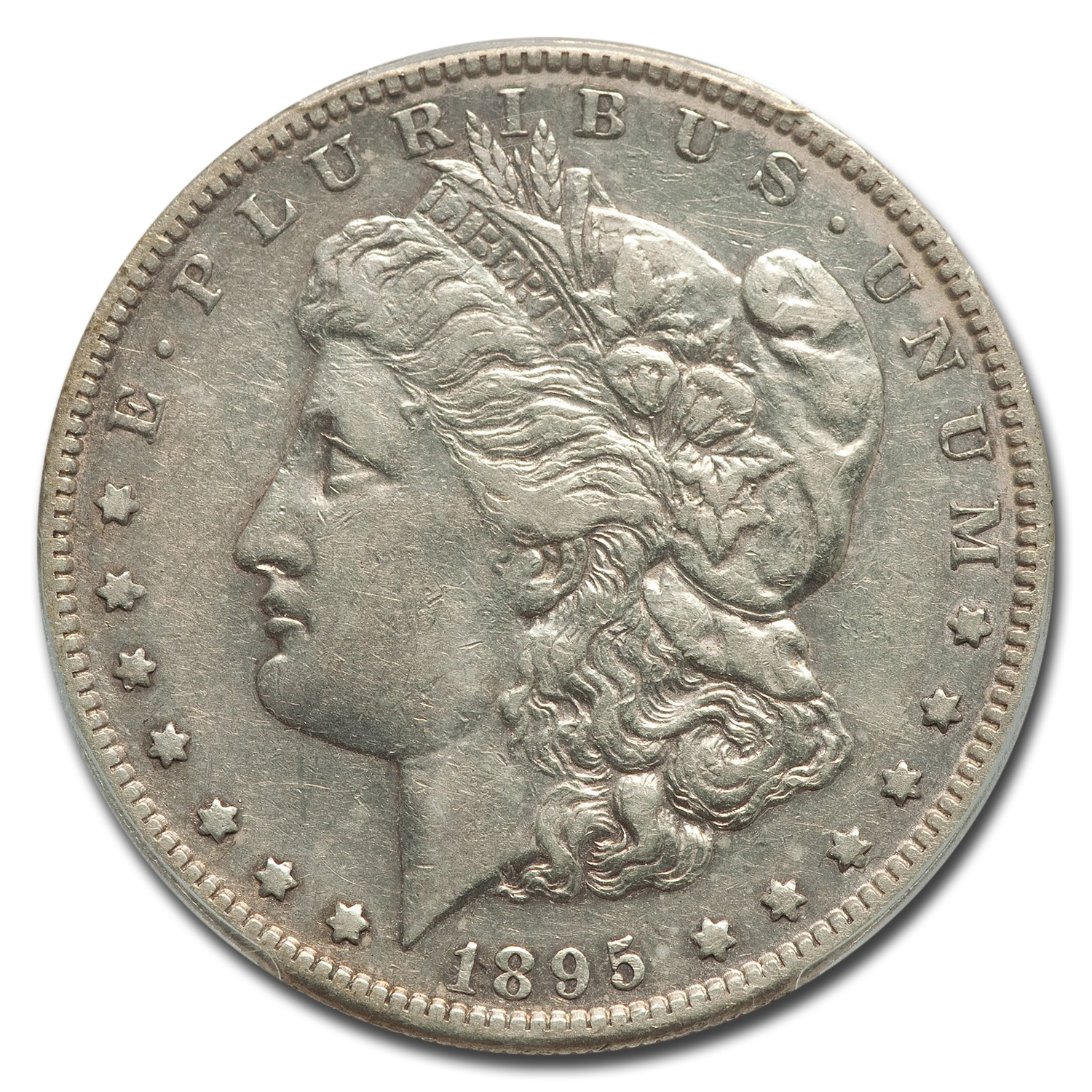 1895-S Morgan Dollar XF-45 PCGS