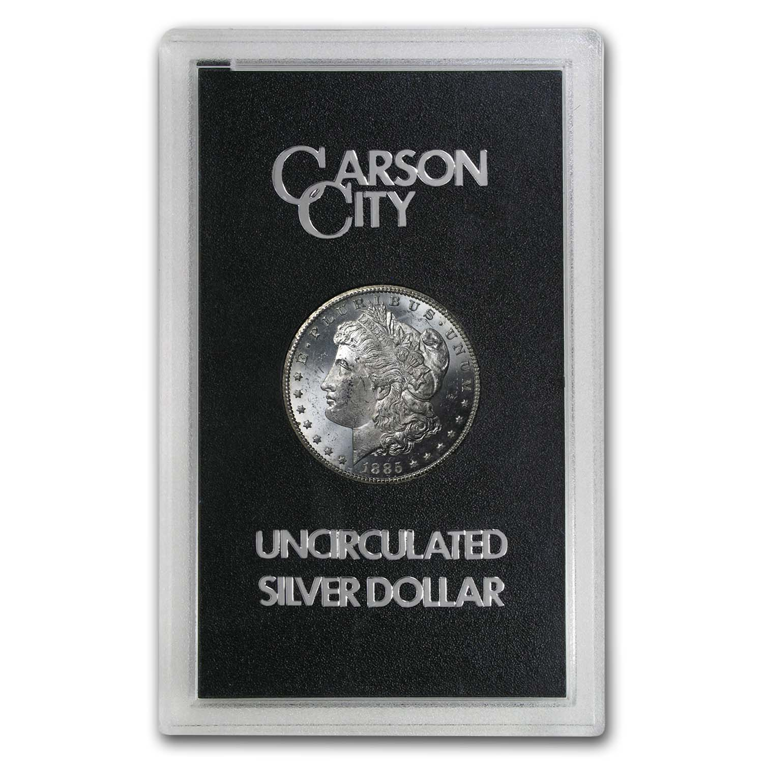 1885-CC Morgan Dollar BU (GSA Holder)