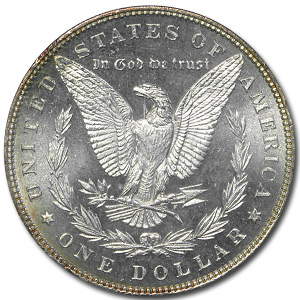 1886 Morgan Dollar MS-64 PL Proof Like PCGS