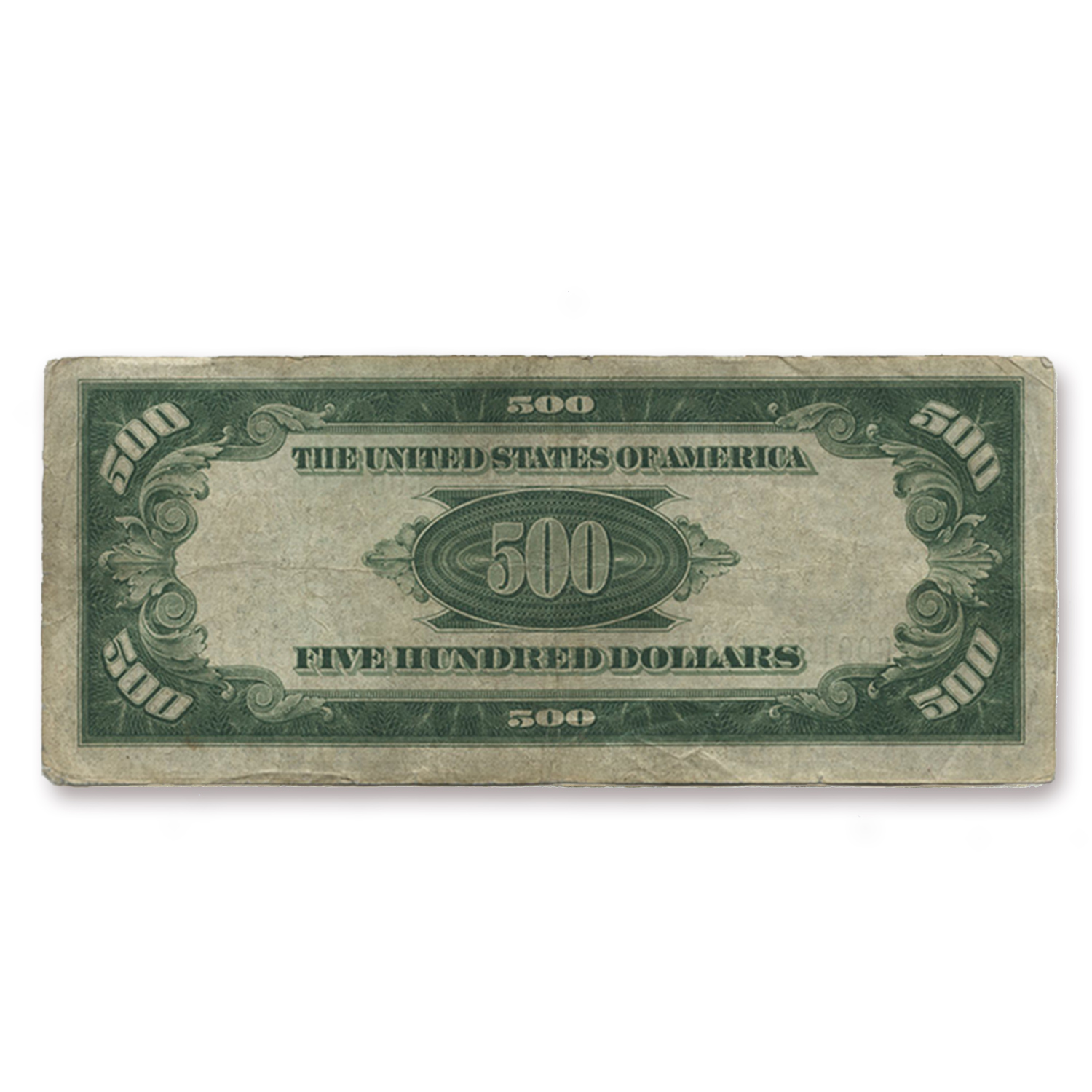 1934 (G-Chicago) $500 FRN (Fine)