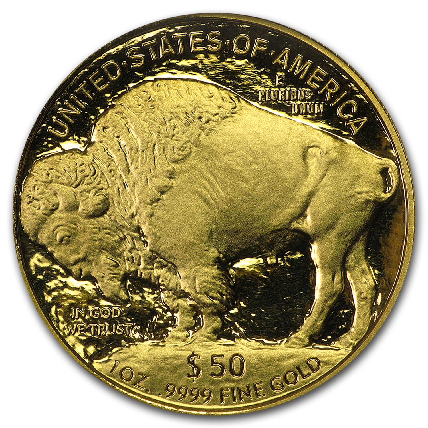 2006-W 1 oz Proof Gold Buffalo PF-69 NGC (FS)