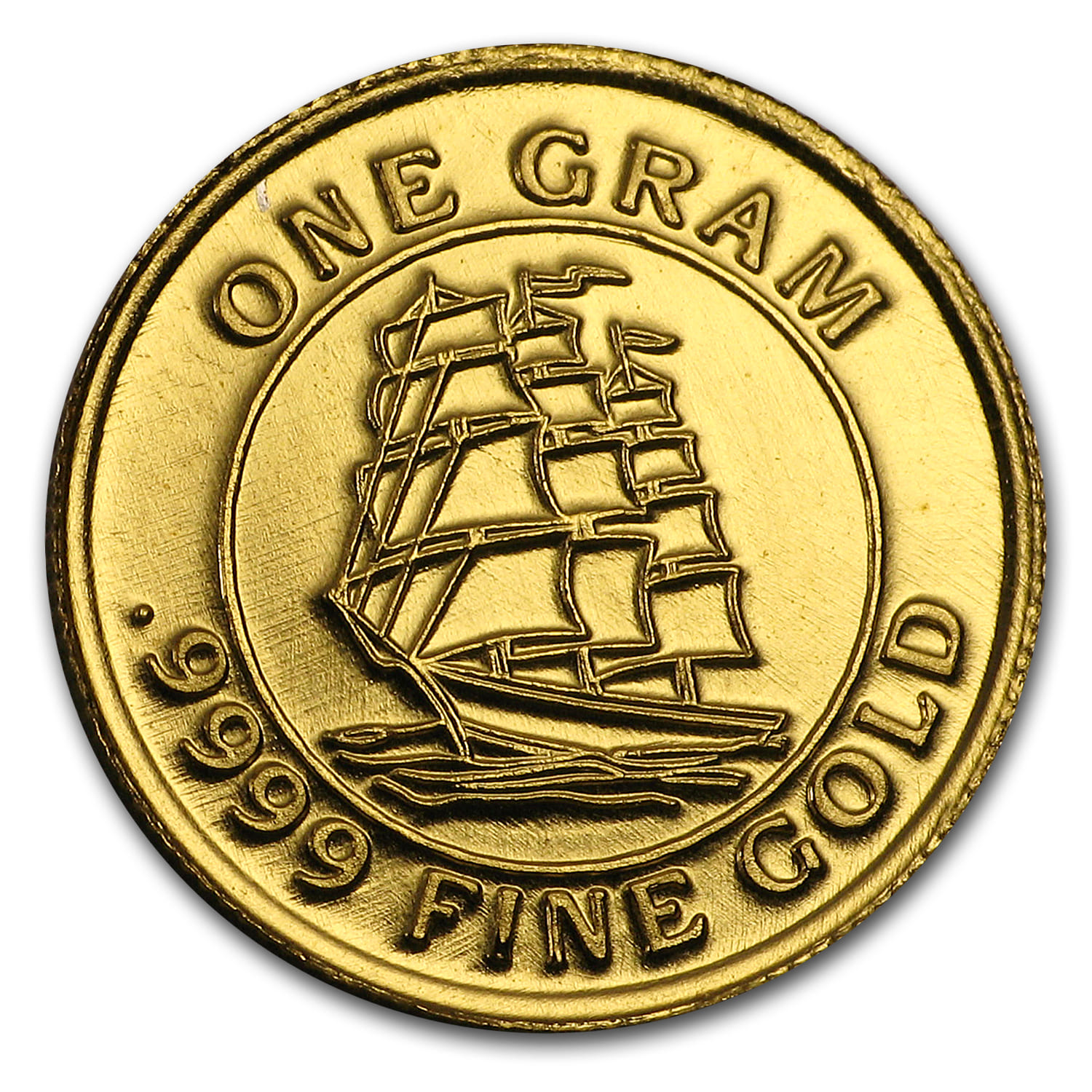 1 gram Gold Round - Secondary Market