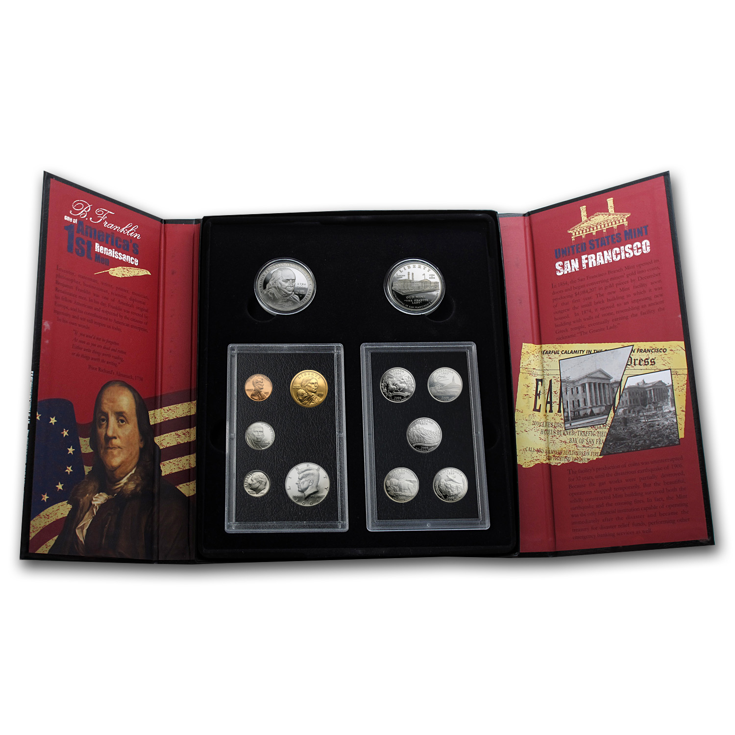 2006 U.S. Mint American Legacy Collection