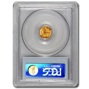 $1 Liberty Head Gold - Type 1 - MS-63 NGC or PCGS