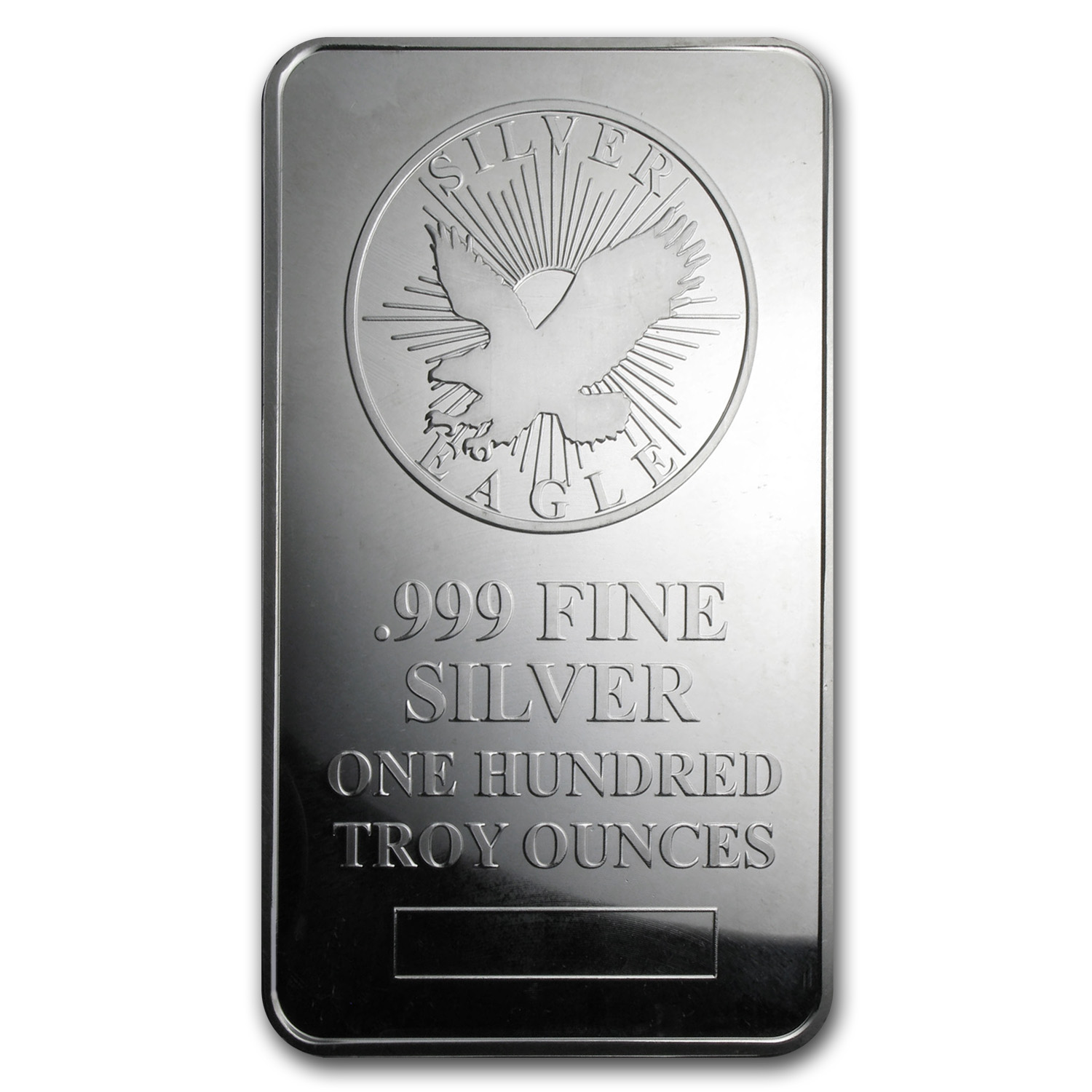 100 oz Silver Bars - Sunshine (Struck)