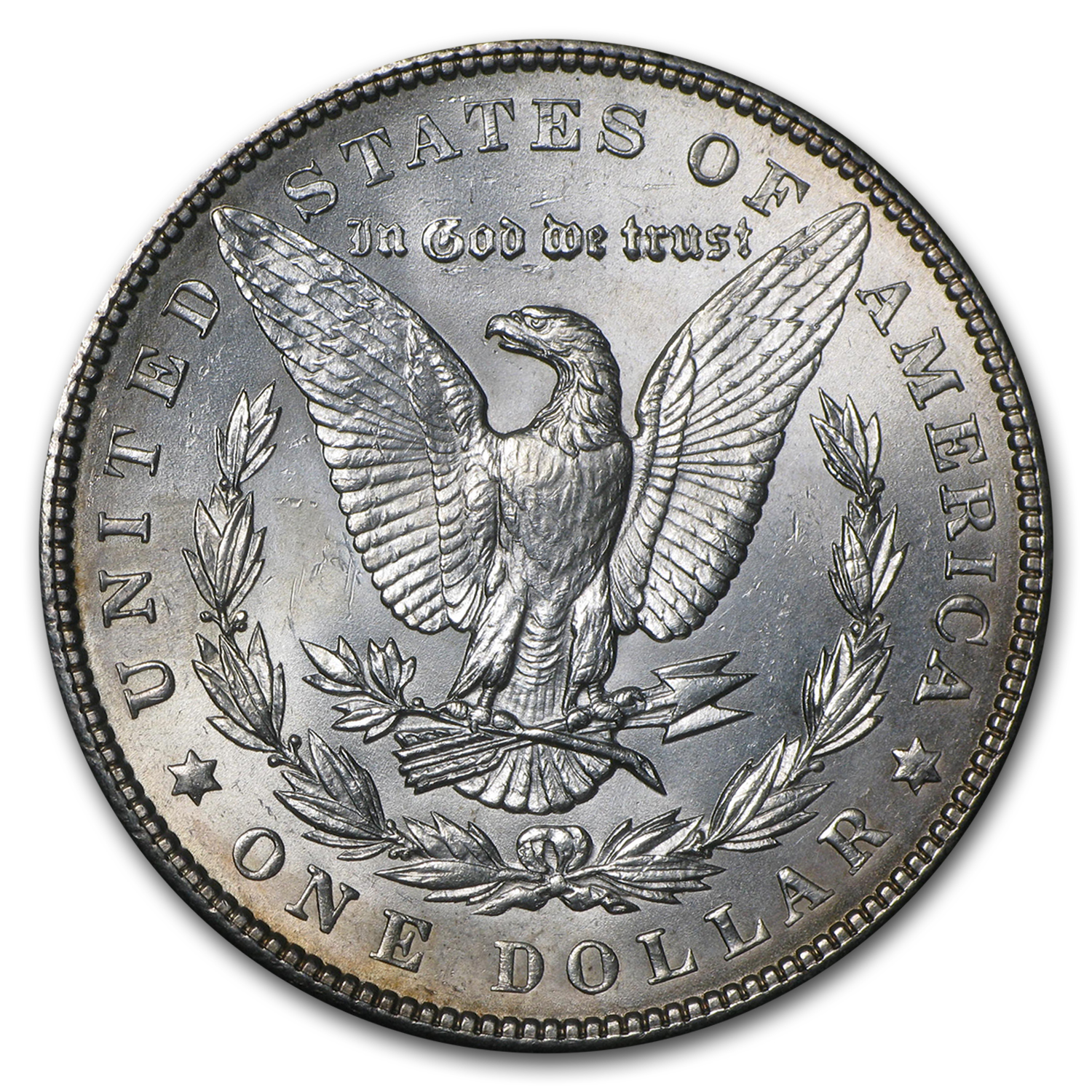 1904 Morgan Dollar - Brilliant Uncirculated