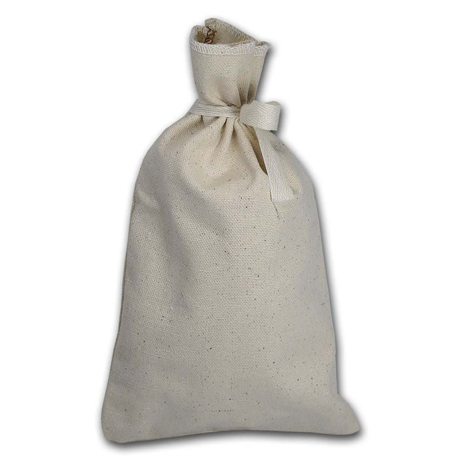 Blank 5 5 X 9 5 Money Bag Holds 100 Coins Heavy Duty
