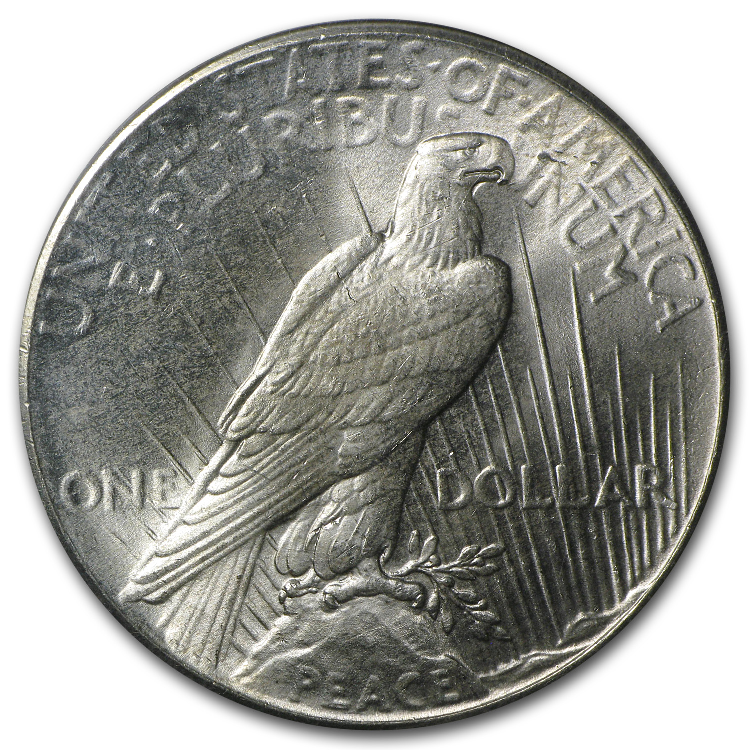 1926 Peace Dollar MS-65 PCGS