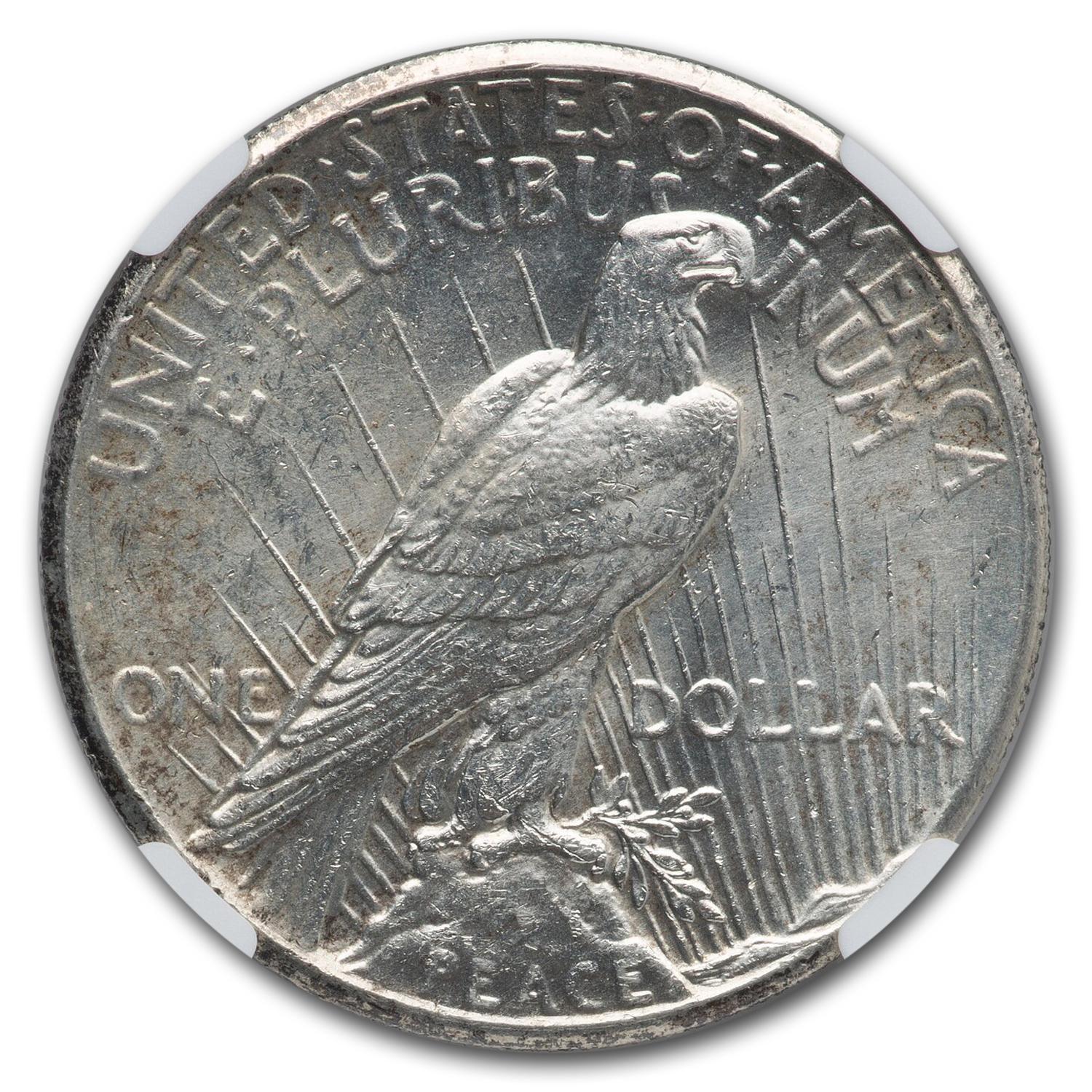 1928 Peace Dollar MS-63 NGC (Key Date)