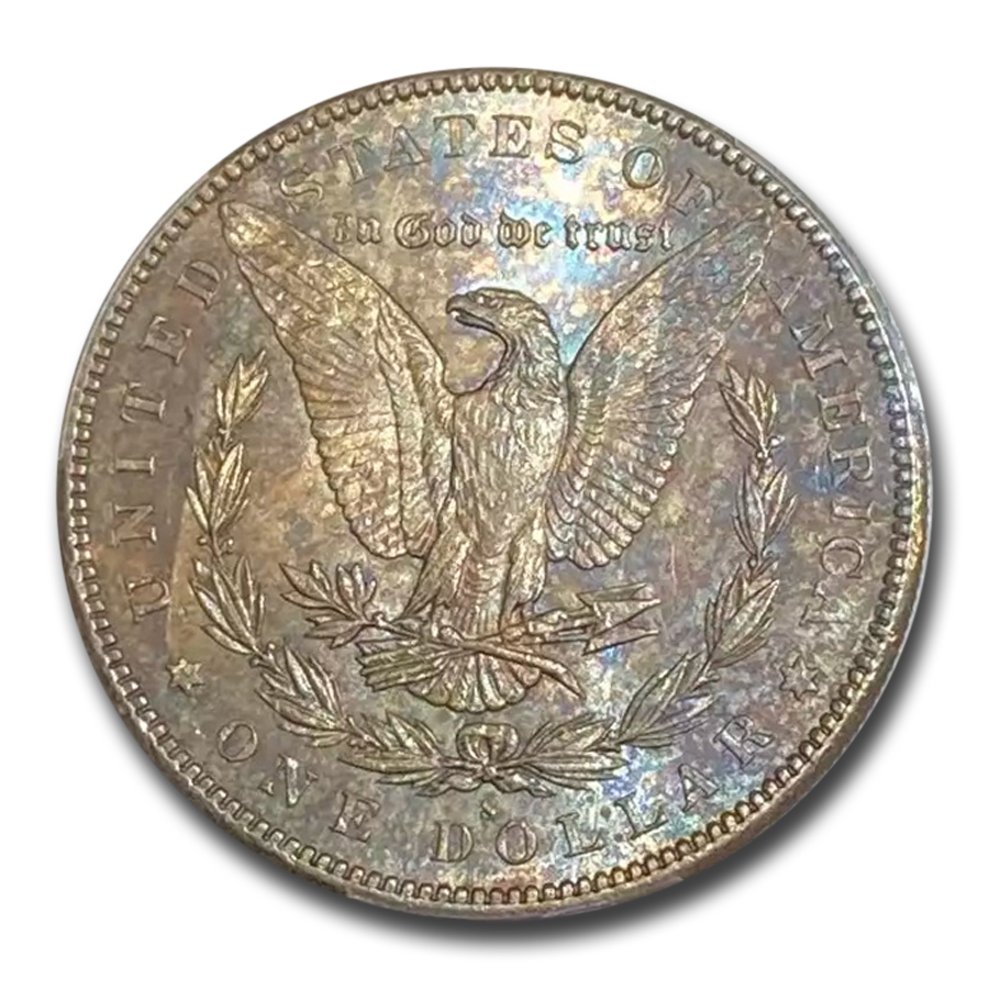 1894-S Morgan Dollar MS-64 PCGS