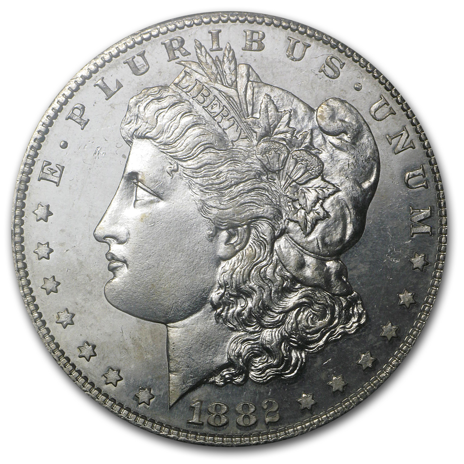 1878-1904 Morgan Dollars - MS-65 PL Proof Like PCGS