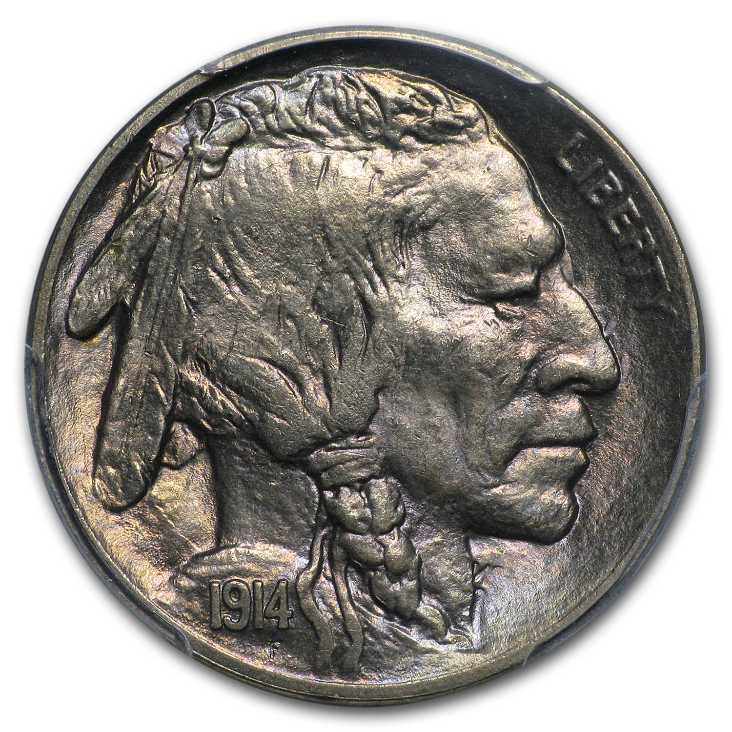 1914 Buffalo Nickel MS-65 PCGS