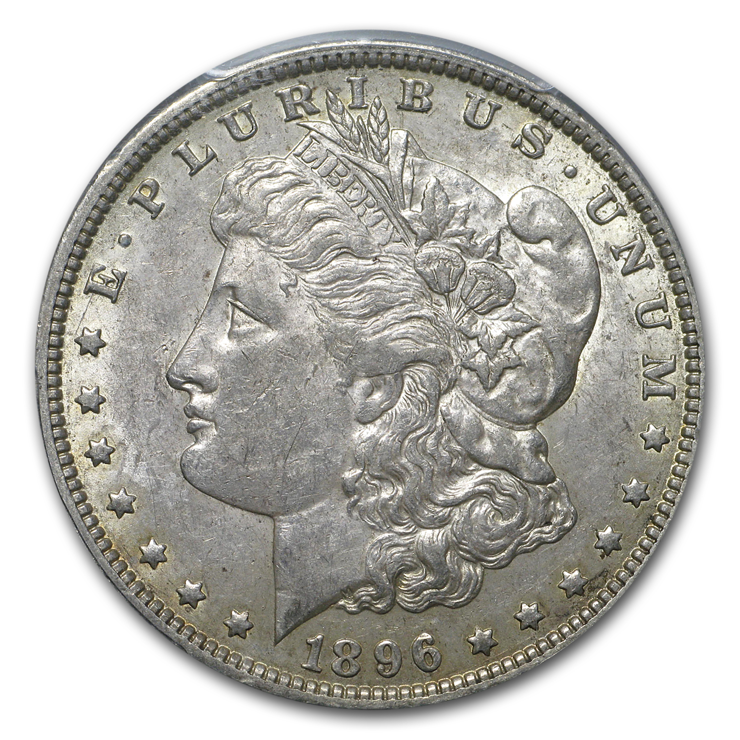1896-O Morgan Dollar AU-55 PCGS