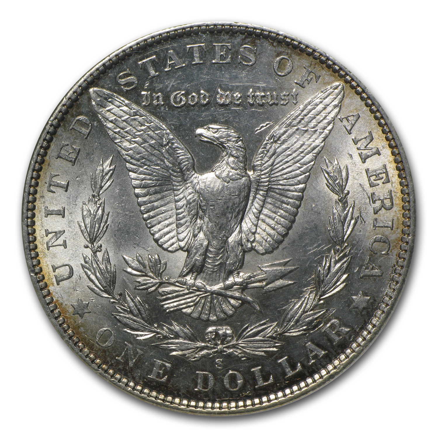 1903-S Morgan Dollar BU