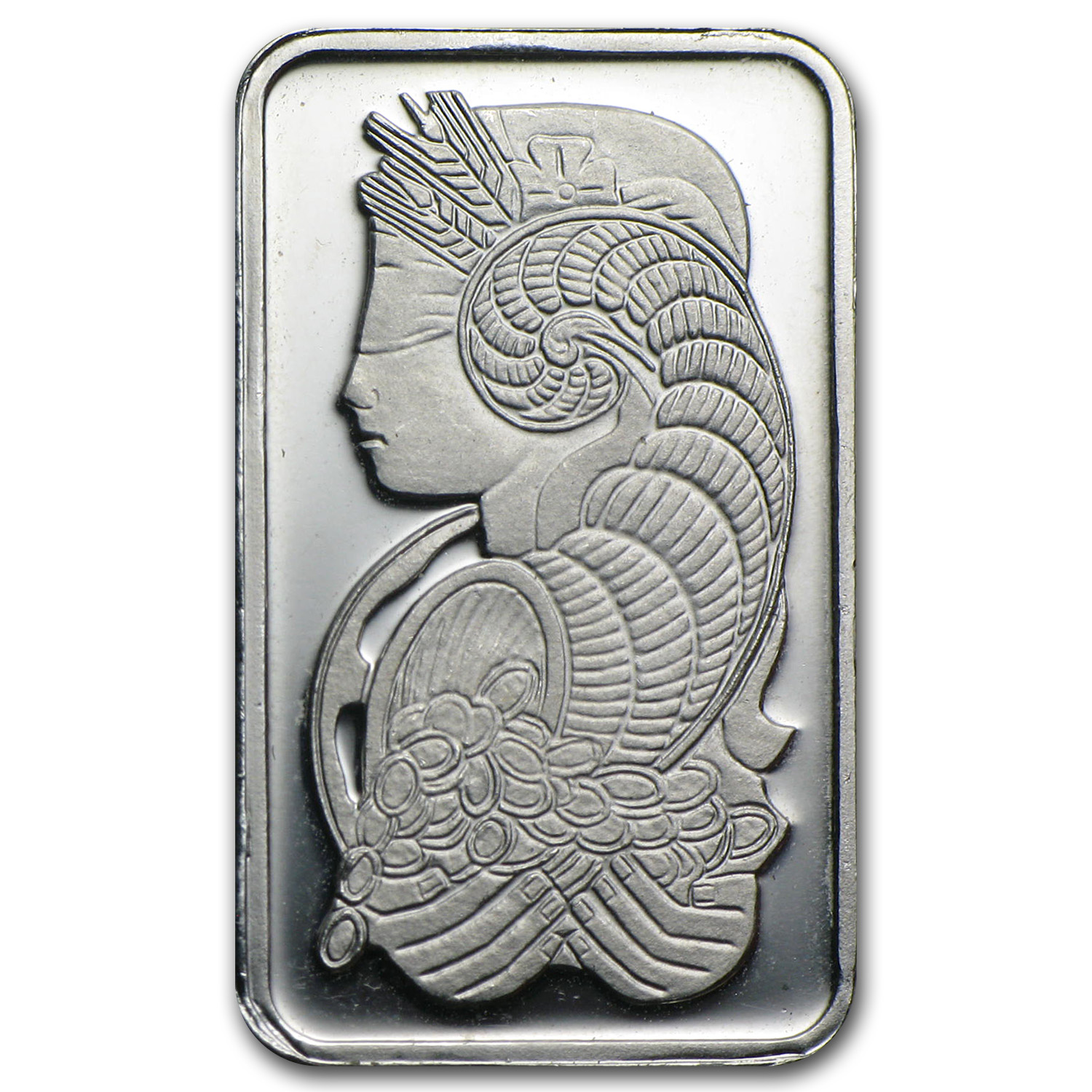 5 gram Platinum Bar - Secondary Market
