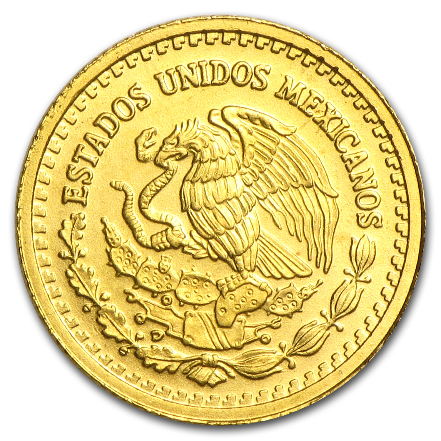 2007 Mexico 1/20 oz Gold Libertad BU