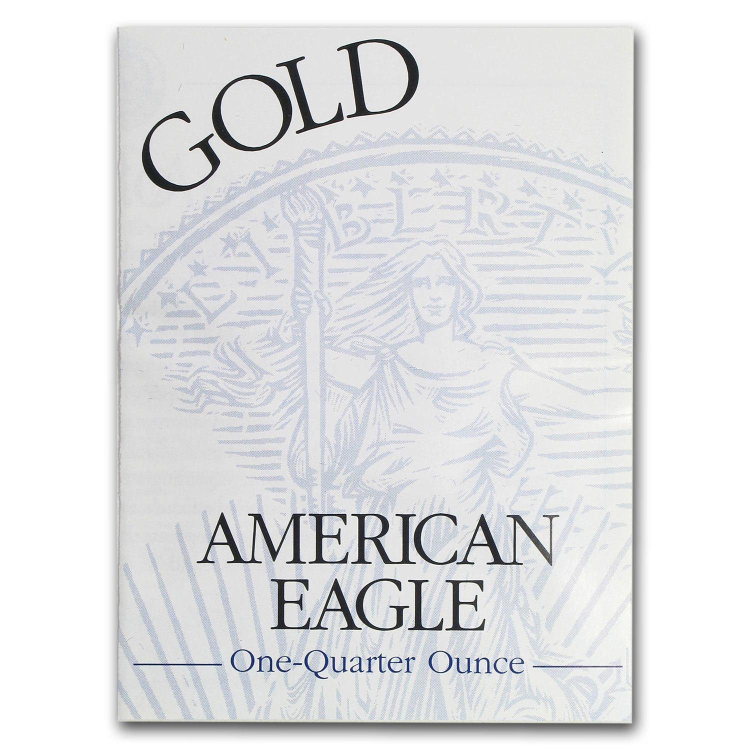 1997-W 1/4 oz Proof Gold American Eagle (w/Box & COA)