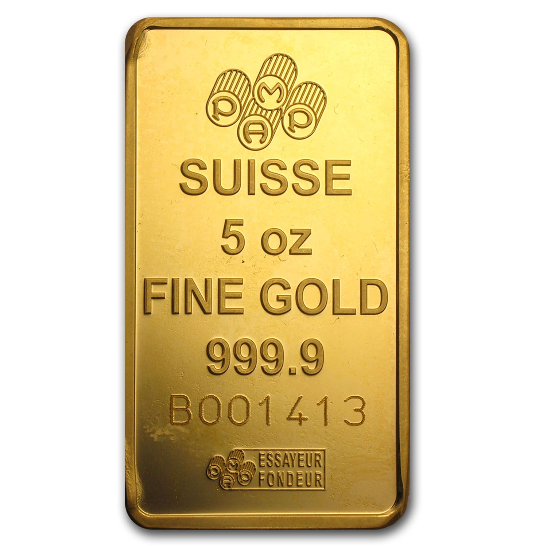 5 Oz Gold Bar Secondary Market 5 Oz Gold Bars
