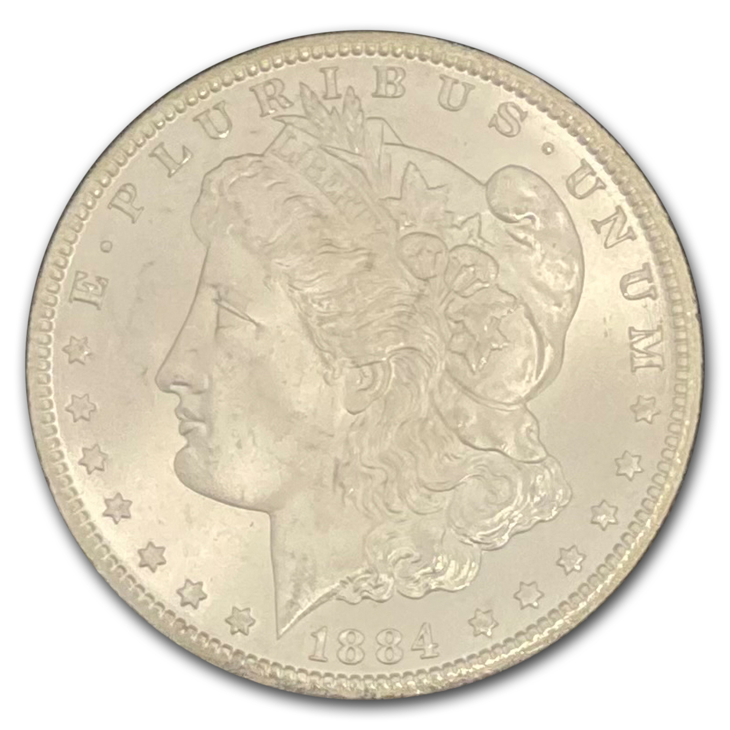 1884-CC Morgan Dollar MS-66 NGC (GSA)