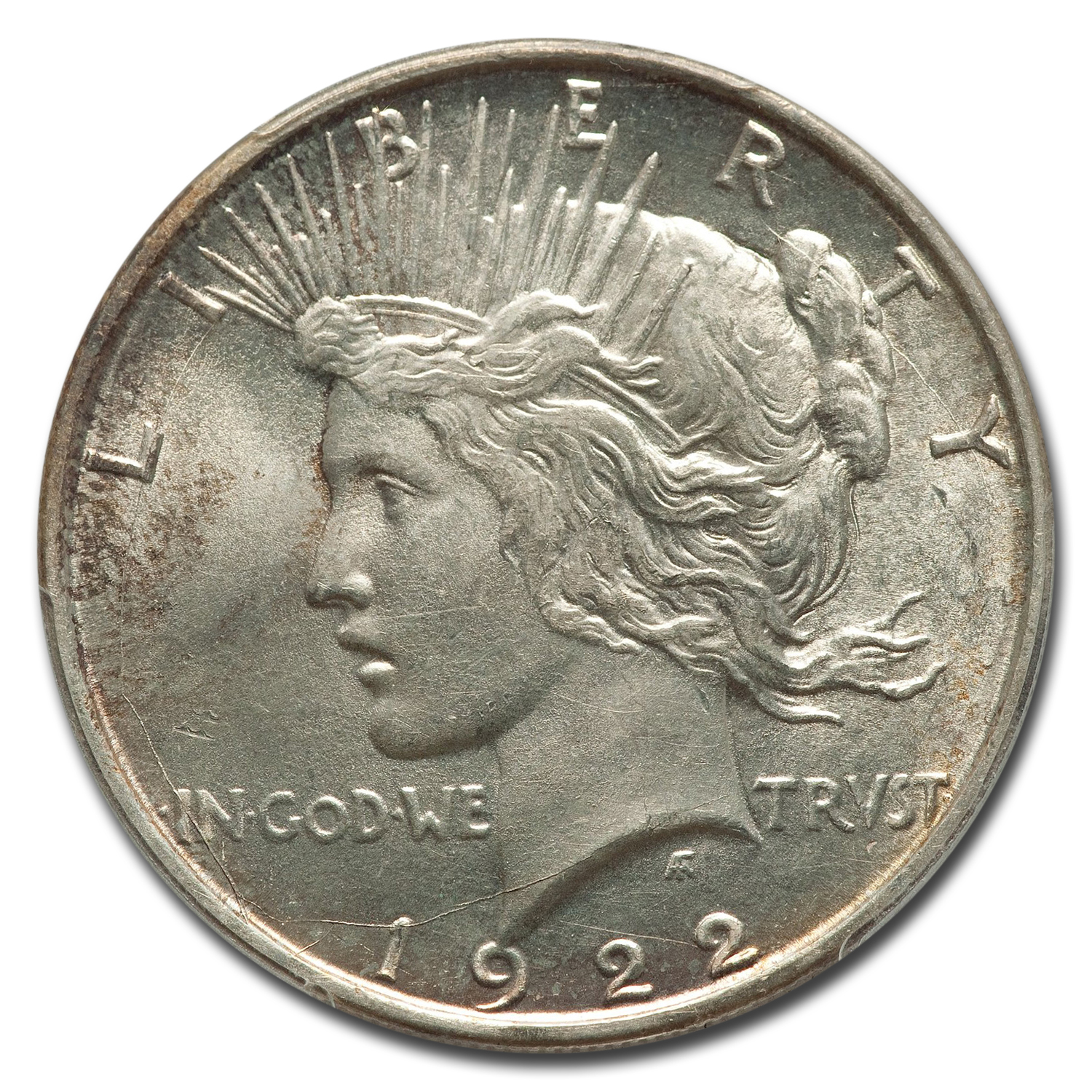1922-D Peace Dollar MS-65 PCGS