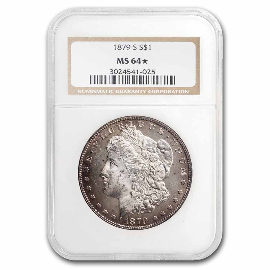 1995-D Olympic Cycling $1 Silver Commemorative MS-69 PCGS