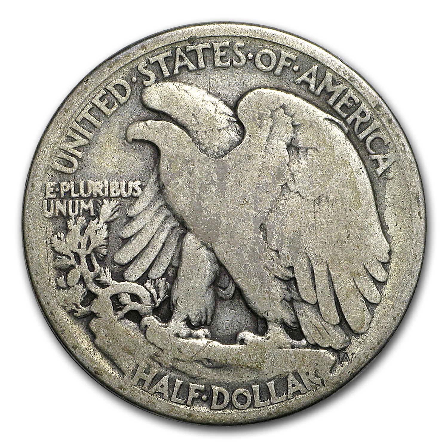 1921 Walking Liberty Half Dollar Good