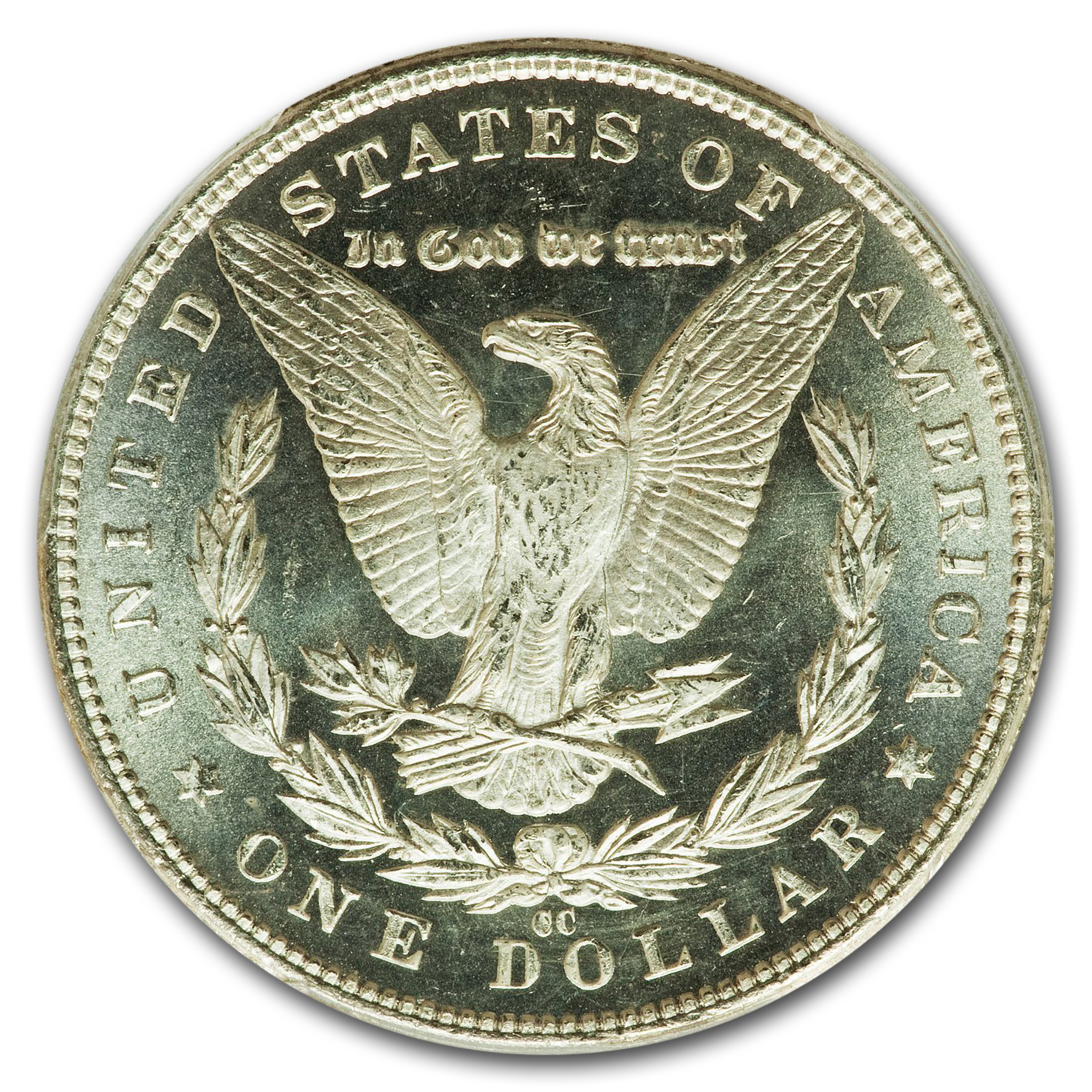 1883-CC Morgan Dollar MS-65 PL PCGS