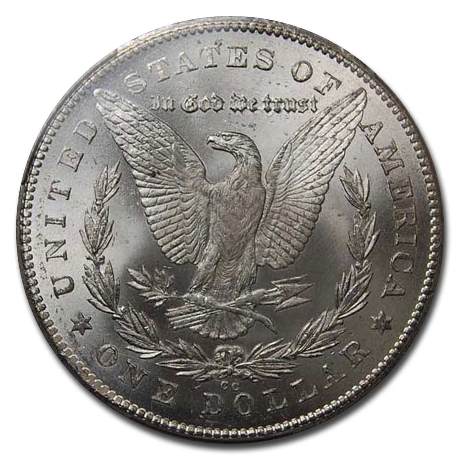 1878-CC Morgan Dollar MS-64 PCGS