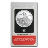1 oz Platinum Round - Engelhard Prospector (In Assay)