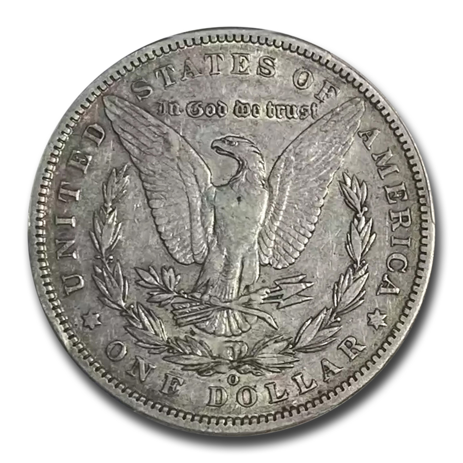 1895-O Morgan Dollar XF-45 PCGS