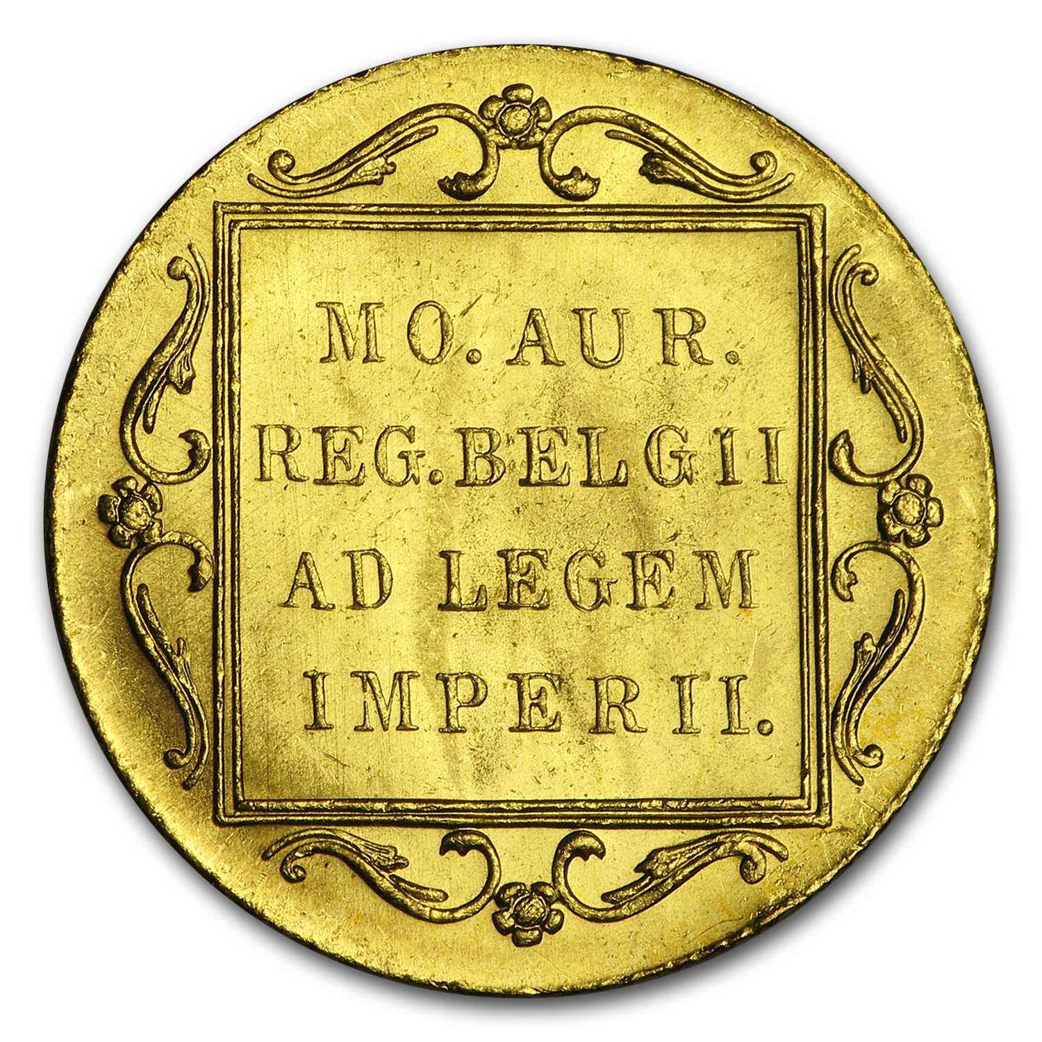 Netherlands Proof Gold 1 Ducat (Random Dates, AGW .1106)