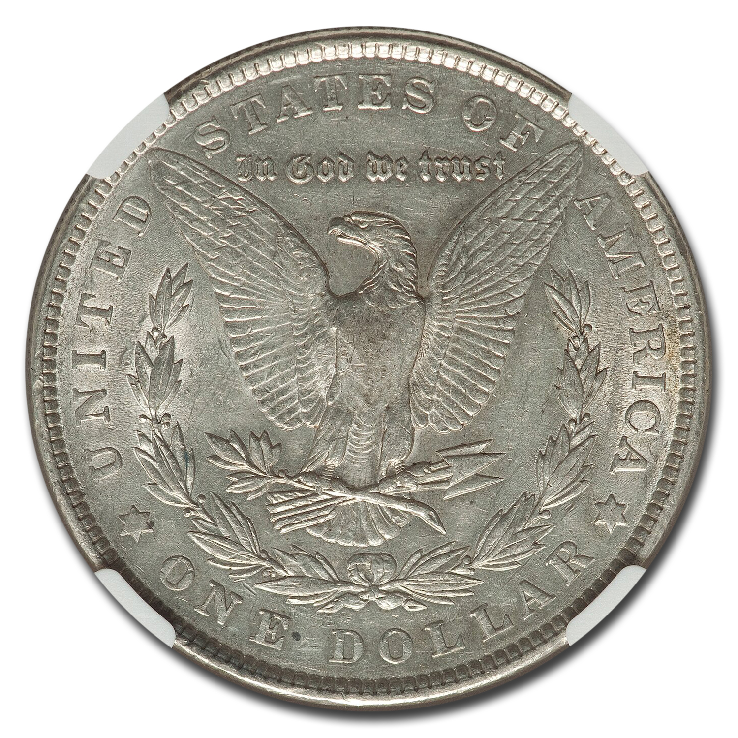1901 Morgan Dollar AU-55 NGC