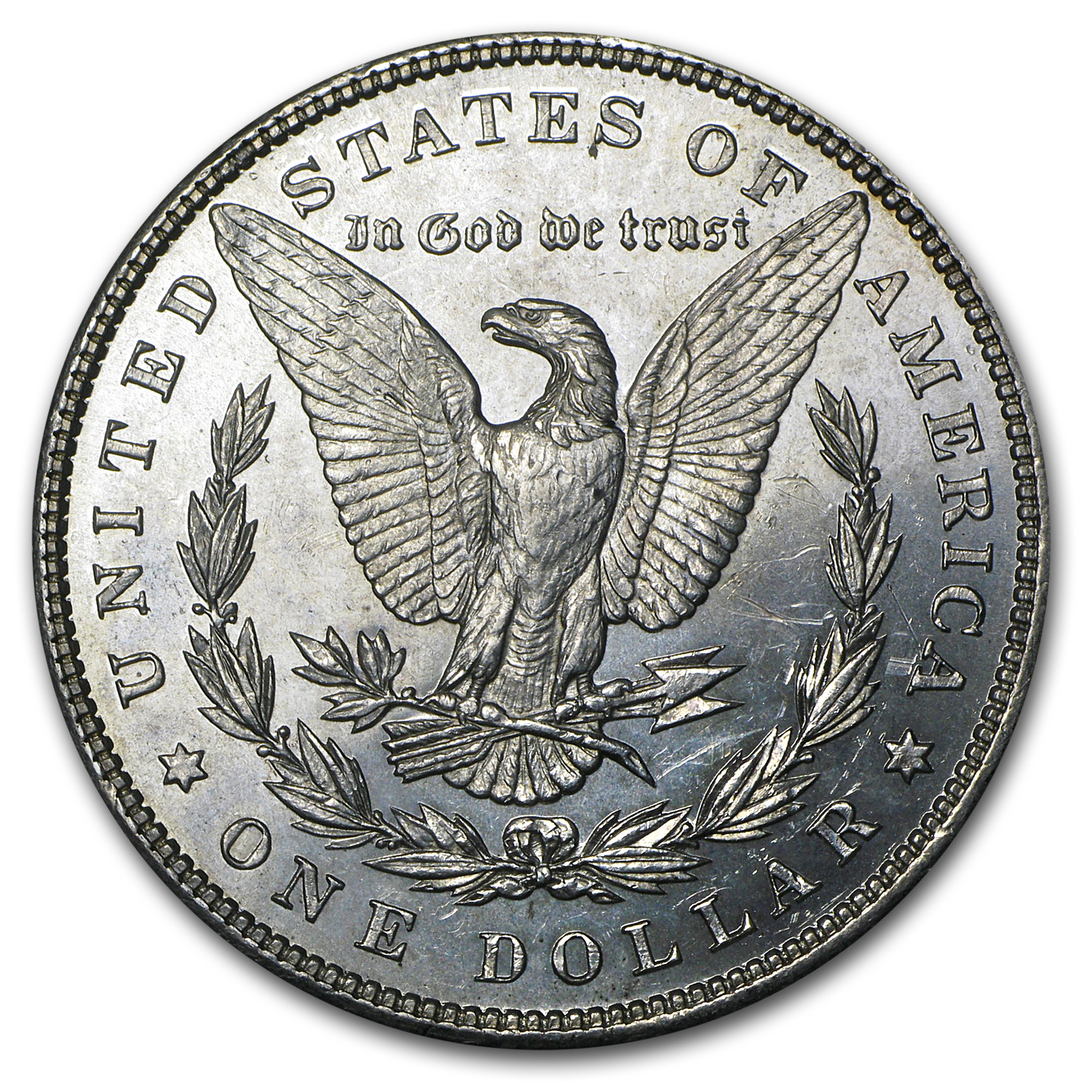 1899 Morgan Dollar BU