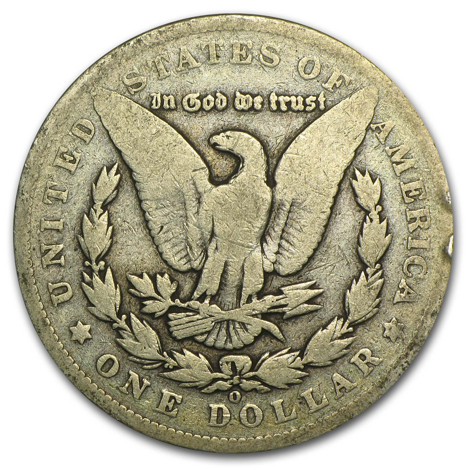 1903-O Morgan Dollar VG