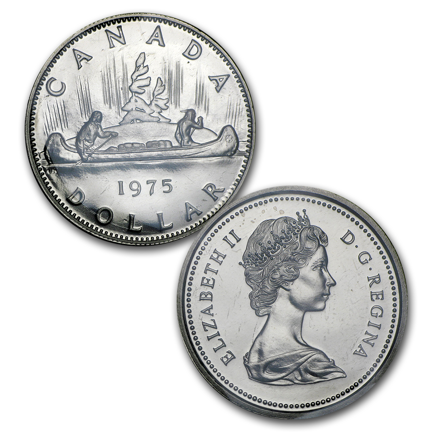 1975 Canada 6-Coin Proof Like Set