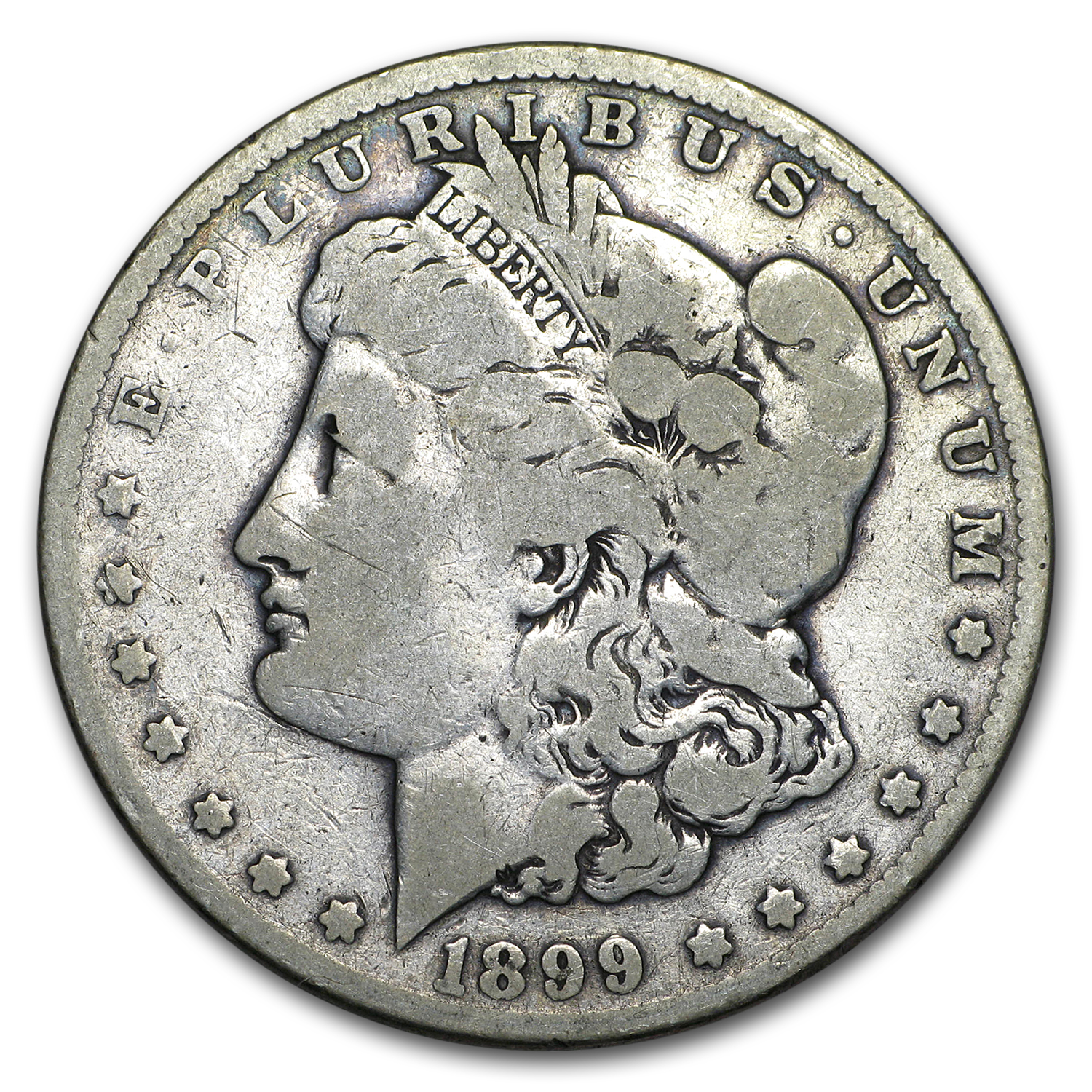 1899 Morgan Dollar Good