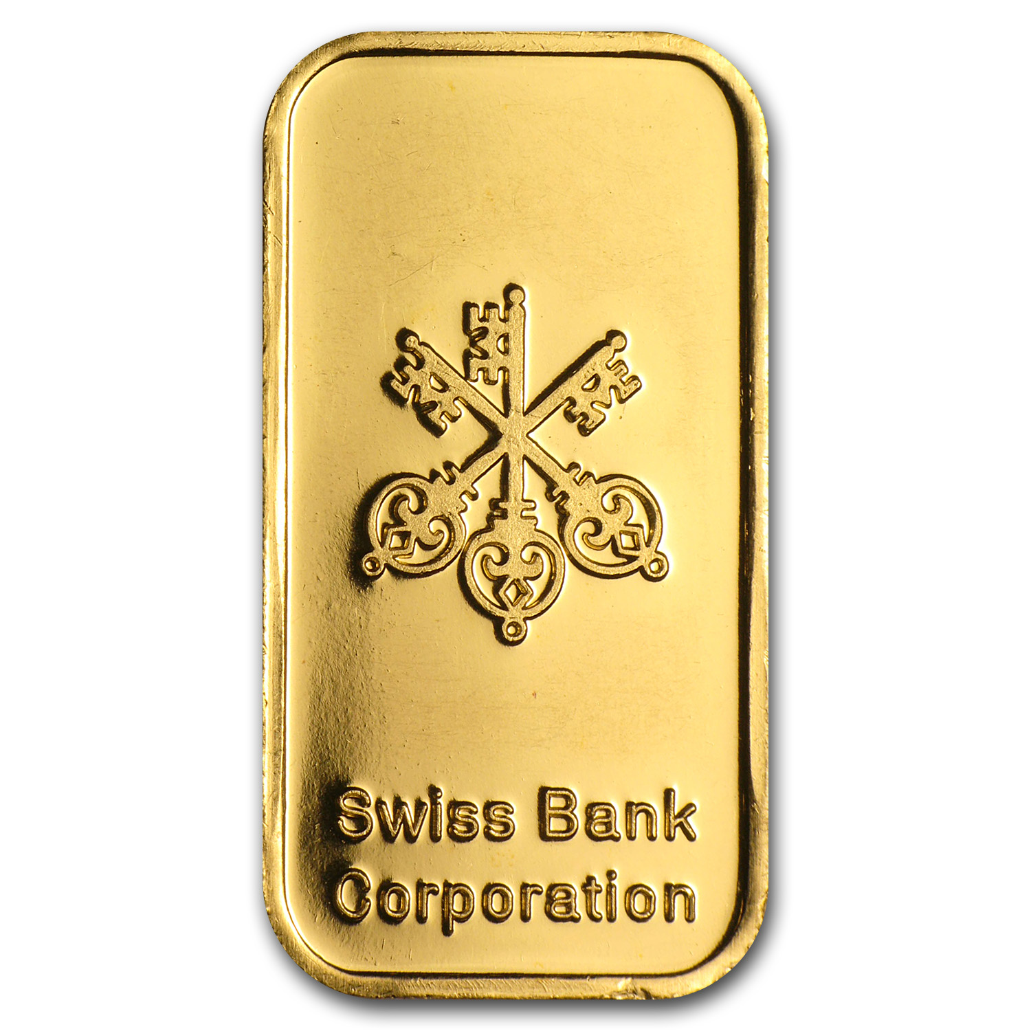 1/3 oz Gold Bars - UBS