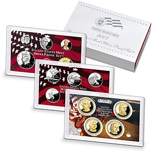 2007 U.S. Proof Set (Silver)
