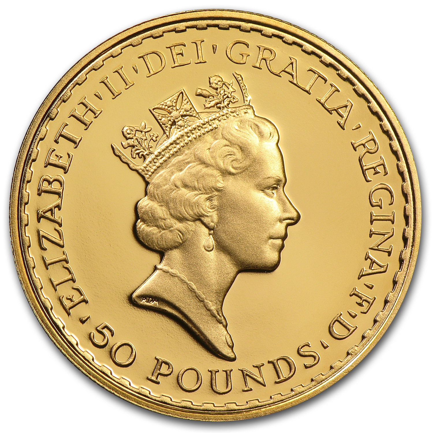 Great Britain 1/2 oz Gold Britannia BU/Proof (Random Year)