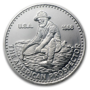 1 oz Platinum Round - Secondary Market (.999+ Fine)