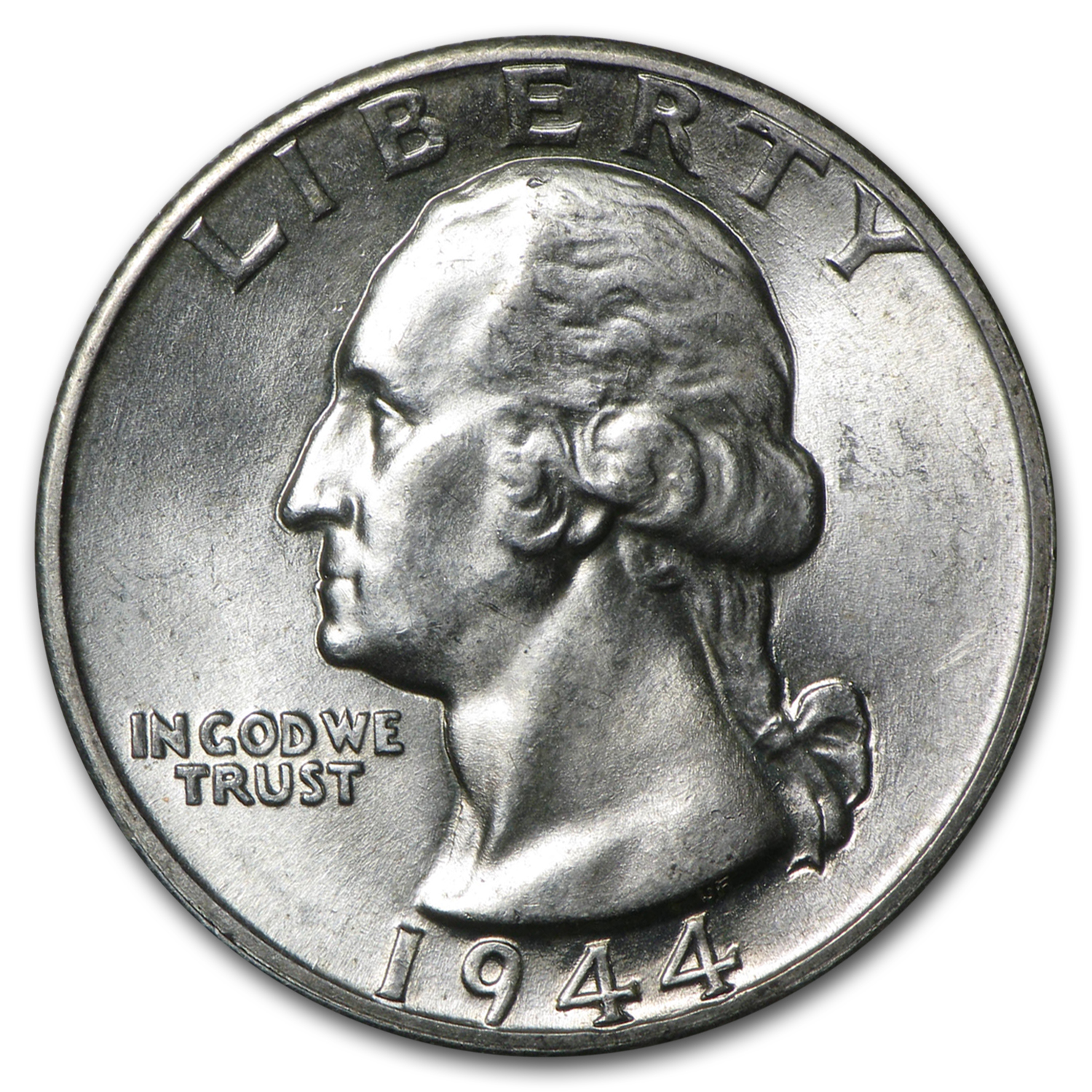 1944-D Washington Quarter BU