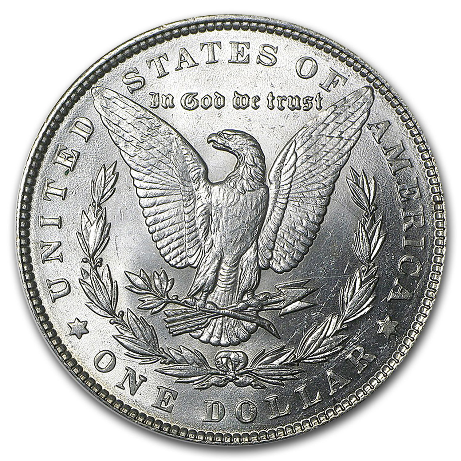 1889 Morgan Dollars Bu 20 Count Roll Silver Prices