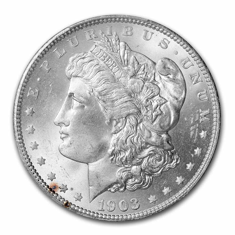 1903-O Morgan Dollar MS-65 PCGS