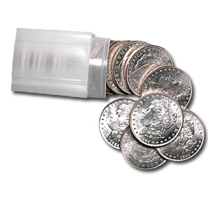 1883-O Morgan Dollar - Brilliant Uncirculated Roll 20 Coins