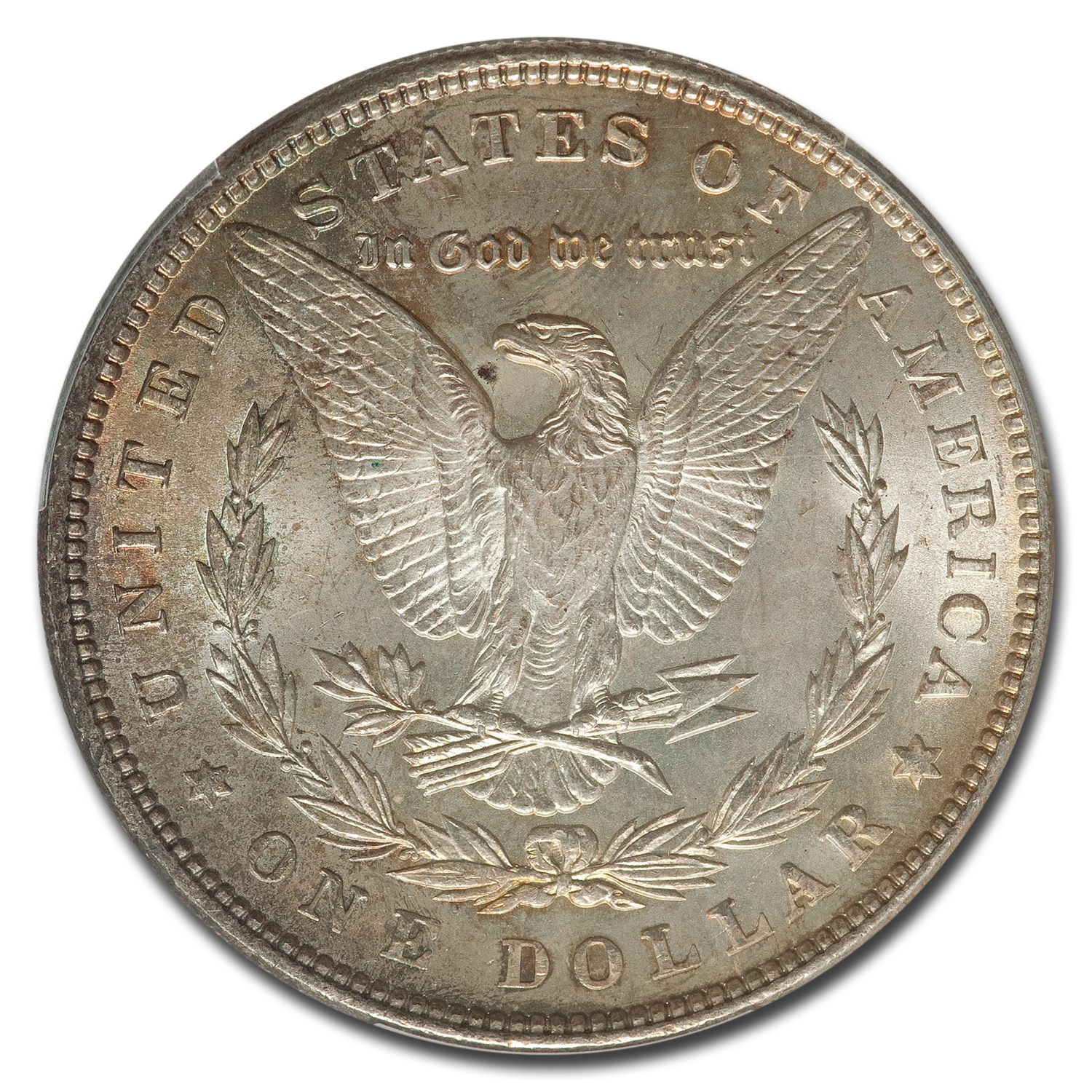 1898 Morgan Dollar MS-66 PCGS