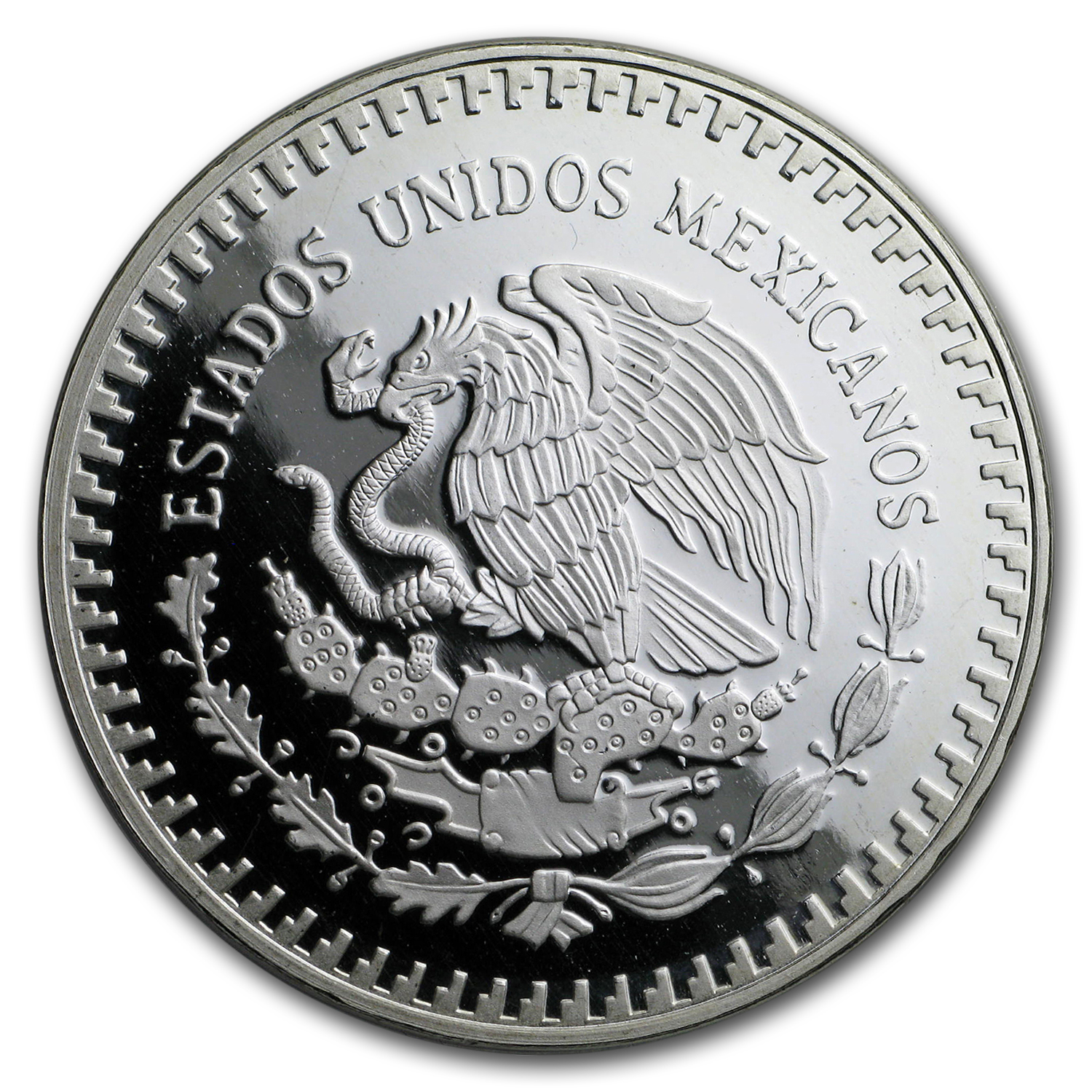1987 Mexico 1 oz Silver Libertad Proof (In Capsule)